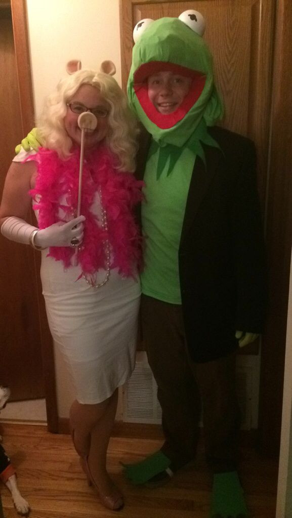 Kermit The Frog Costume DIY  17 Best ideas about Kermit The Frog Costume on Pinterest
