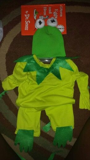 Kermit The Frog Costume DIY  32 best DIY Muppets Costumes images on Pinterest