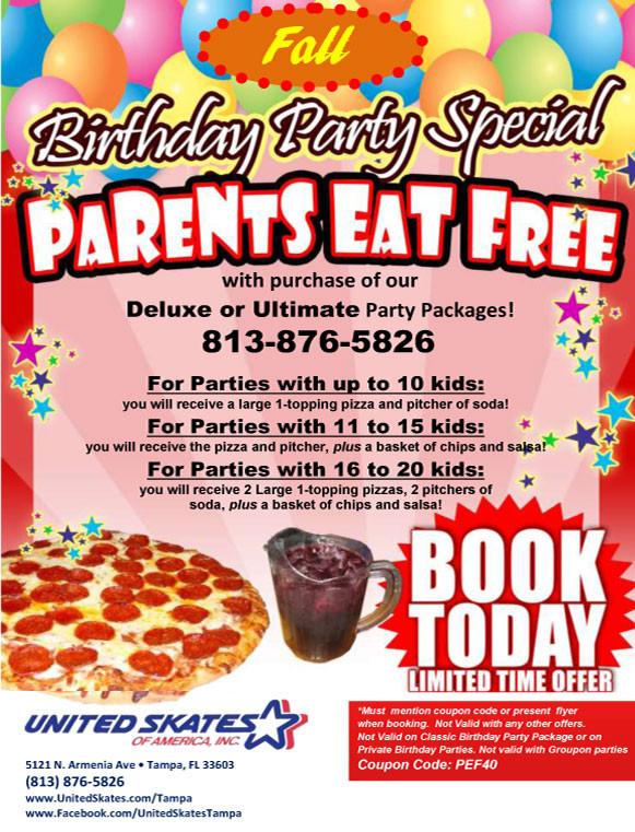 Kids Birthday Party Tampa  Kids Birthday Party Places Tampa Fl – Kids Matttroy