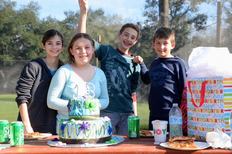 Kids Birthday Party Tampa  South Tampa Paintball The BEST Paintball Party Place in