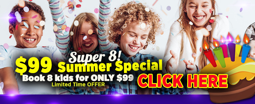 Kids Birthday Party Tampa  Kids Birthday Party Places Tampa Fl