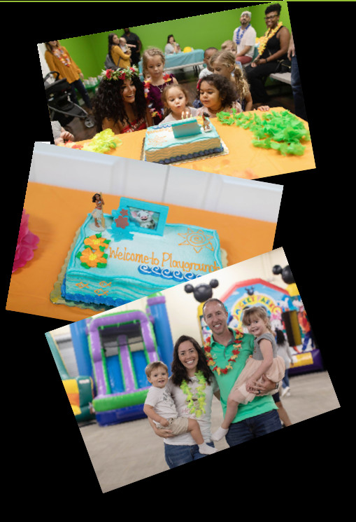 Kids Birthday Party Tampa  Playgrounds of Tampa