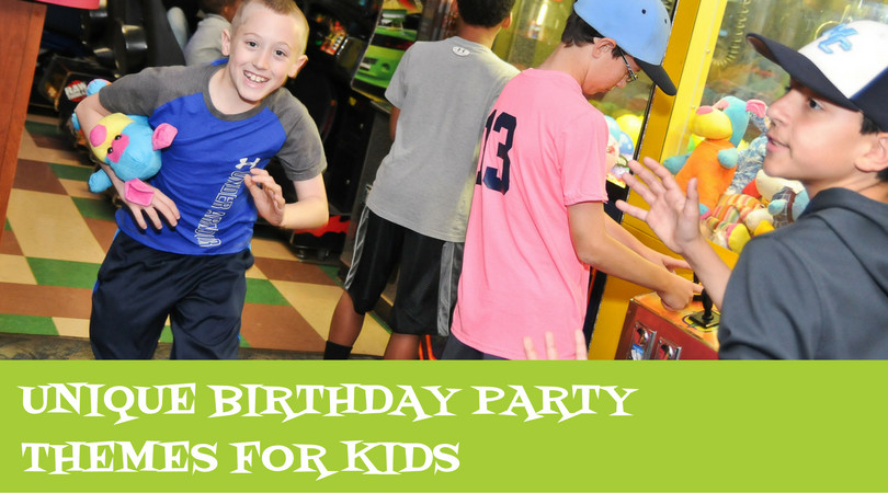 Kids Birthday Party Tampa  Unique Birthday Party Themes for Kids