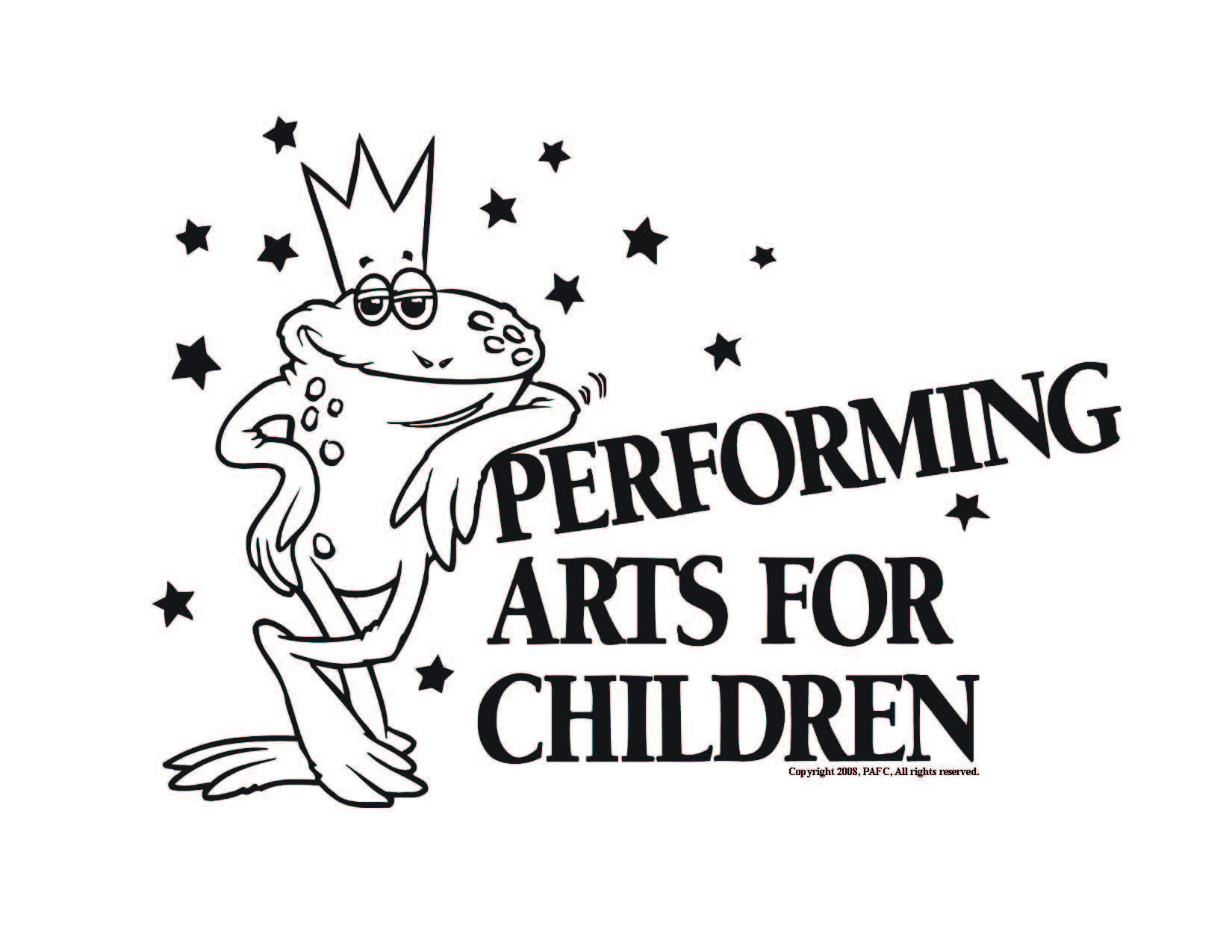Kids Coloring Pages Performing Arts Boys  Performing Arts for Children 49th Season