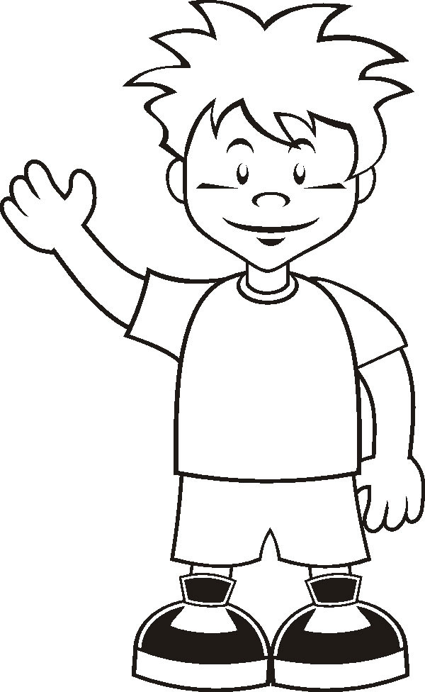 Kids Coloring Pages Performing Arts Boys  Malvorlagen fur kinder Ausmalbilder Jungs kostenlos