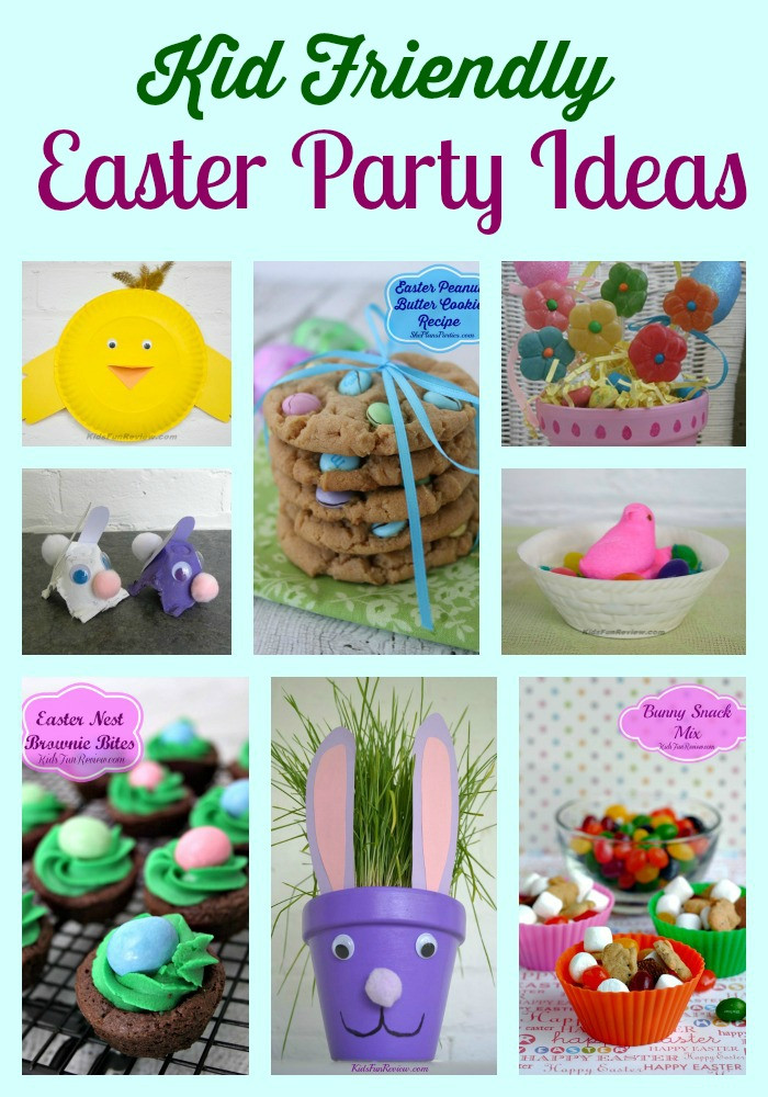 Kids Easter Birthday Party Ideas  7 Easy Easter Party Ideas for Kids Sweet Party Place