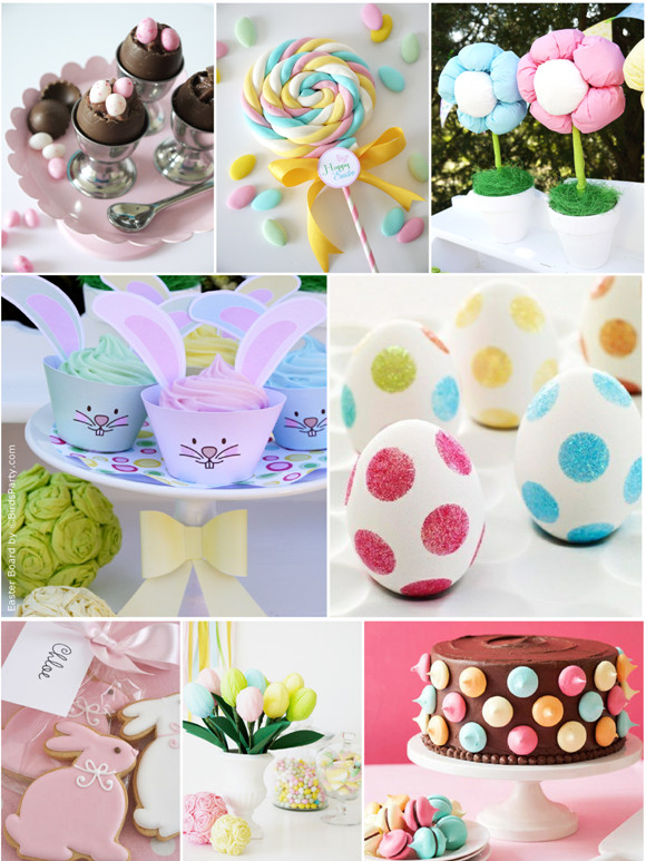 Kids Easter Birthday Party Ideas  Very Last Minute Easter Party Ideas Party Ideas