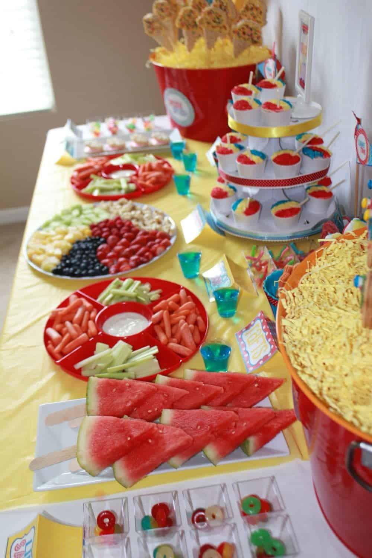 Kids Pool Party Food Ideas  Pool Party Splish Splash Bash Mimi s Dollhouse