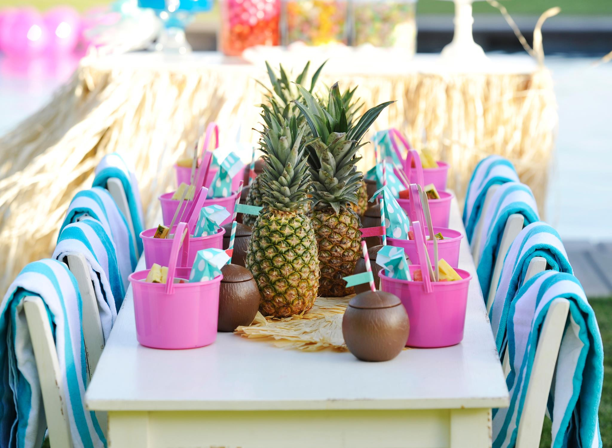 Kids Summer Pool Party Ideas  Kids Summer Pool Party Project Nursery