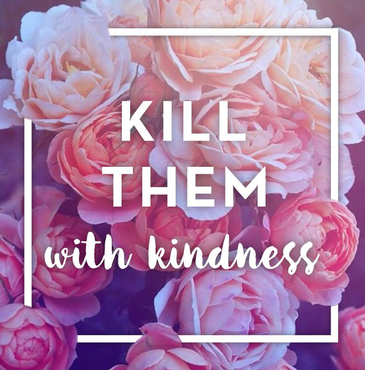 Kill Them With Kindness Quotes  Best 25 Rude people ideas on Pinterest