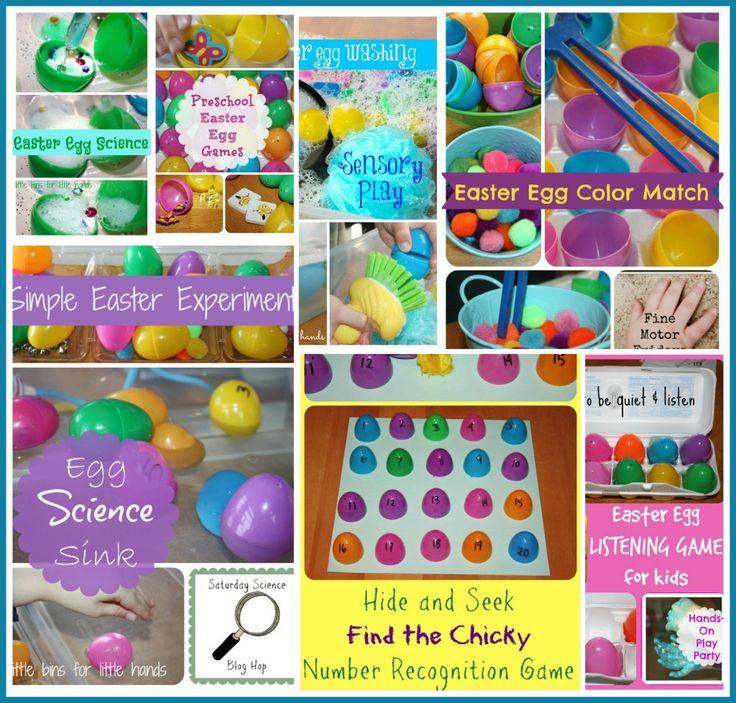 Kindergarten Easter Party Ideas  191 best Kids Easter Activities images on Pinterest