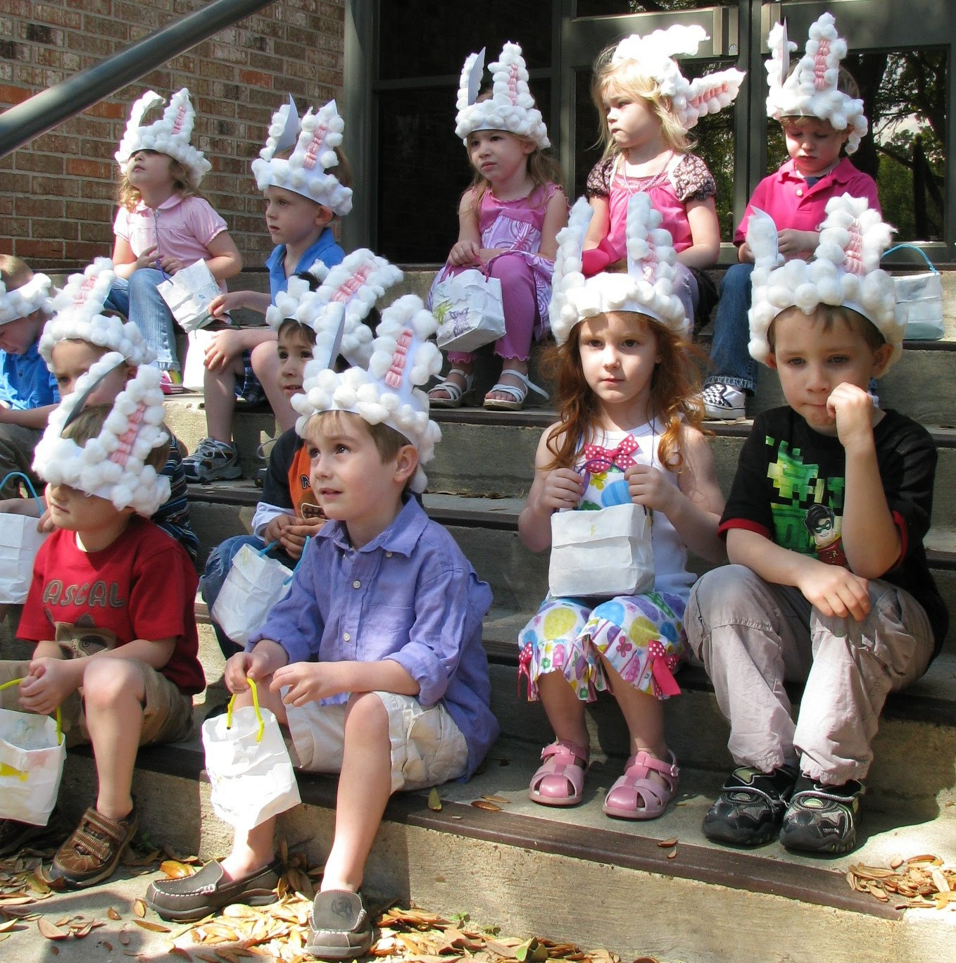 Kindergarten Easter Party Ideas  The Maxwell House Lily s Preschool Easter Party