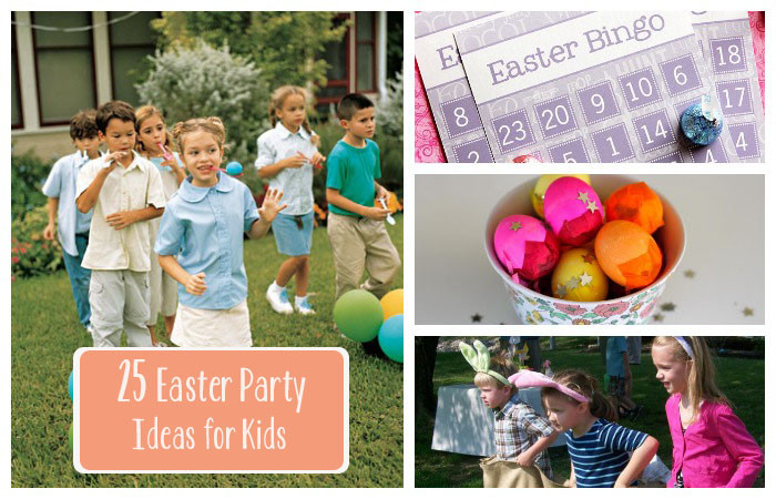 Kindergarten Easter Party Ideas  Your Spring Break Travel and Easter Party Planning Guide