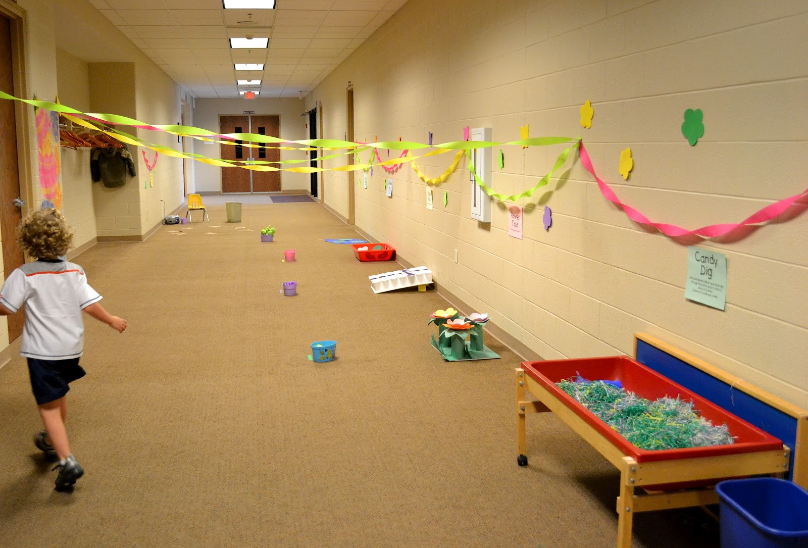Kindergarten Easter Party Ideas  From The Hive Easter Party preschool style