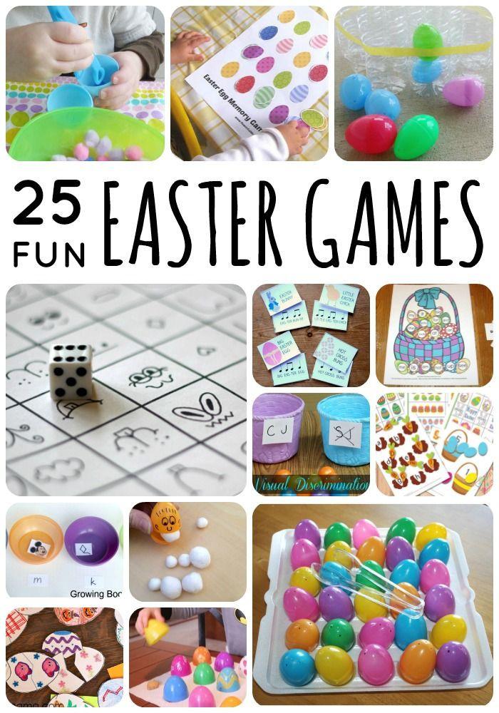 Kindergarten Easter Party Ideas  25 best ideas about Easter activities on Pinterest