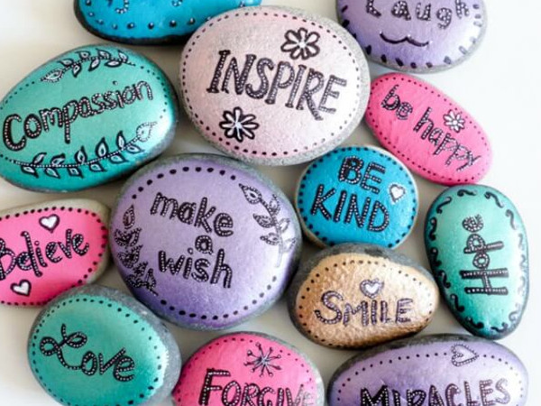 Kindness Rocks Quotes  Inspire Others With Kindness Rocks At Westfield UTC