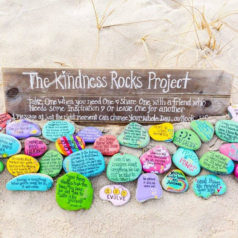 Kindness Rocks Quotes  Kindness Rocks