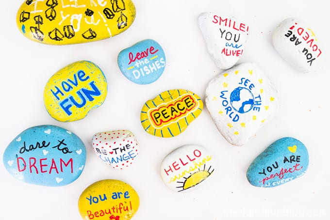 Kindness Rocks Quotes  Kindness Rocks Project with Kids Tried & True