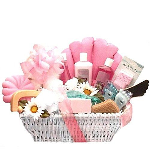 Ladies Gift Basket Ideas  Best 25 Gift baskets for women ideas on Pinterest