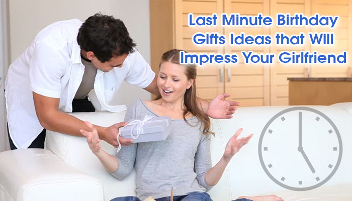 Last Minute Birthday Gifts For Wife  Last Minute Birthday Gift Ideas that Will Impress Your