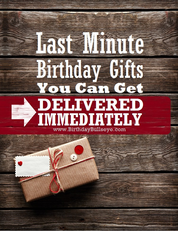 Last Minute Birthday Gifts For Wife  12 Last Minute Birthday Gifts Delivered Instantly To Their
