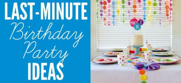 Last Minute Birthday Gifts For Wife  bud chic parties Archives Design Dazzle