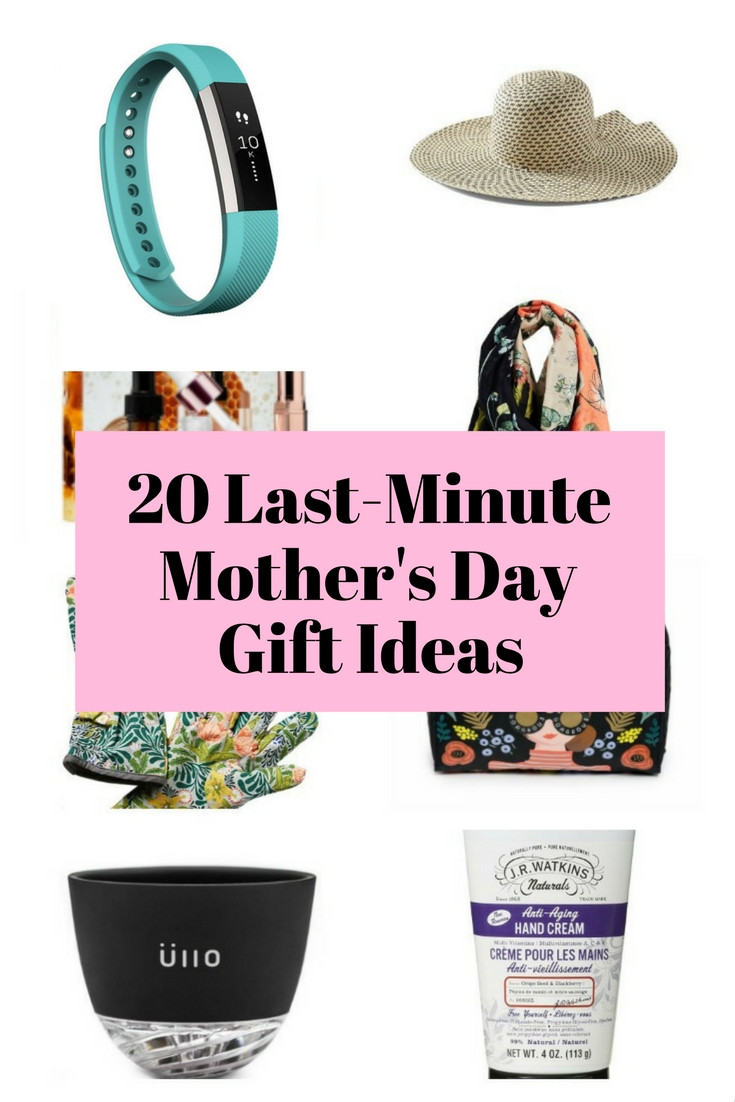Last Minute Father'S Day Gift Ideas  20 Last Minute Mother s Day Gift Ideas The Bud Diet