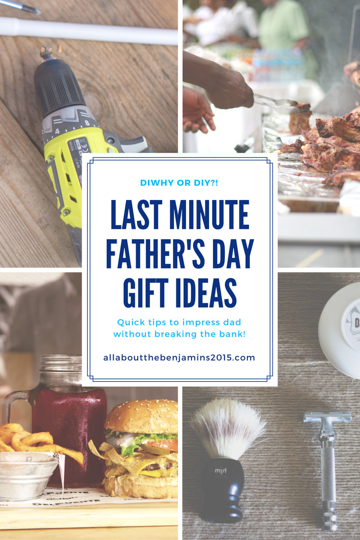 Last Minute Father'S Day Gift Ideas  All About the Benjamins Last Minute Father s Day Gift Ideas