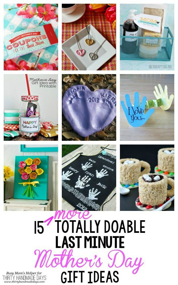 Last Minute Father'S Day Gift Ideas  15 More Totally Doable Last Minute Mother s Day Gift Ideas