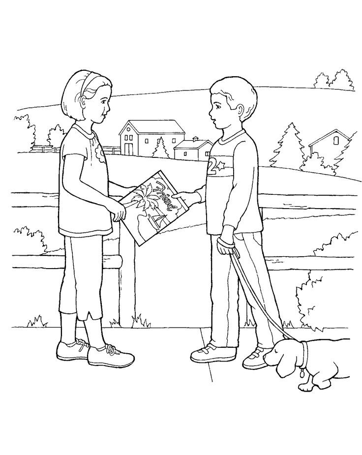 Lds Chruch Coloring Pages For Boys  214 best images about LDS Children s coloring pages on