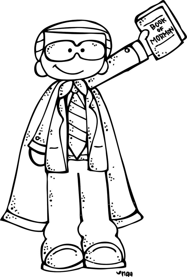 Lds Chruch Coloring Pages For Boys  303 best Melonheadz Lds images images on Pinterest