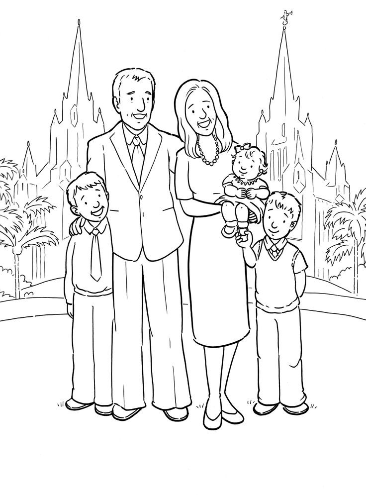 Lds Chruch Coloring Pages For Boys  45 best images about LDS Primary Coloring Pages on
