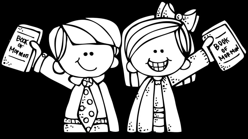 Lds Chruch Coloring Pages For Boys  Lds Clipart Clipartion