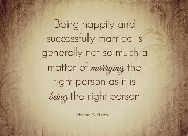 Lds Marriage Quotes  Best 20 Mormon Marriage ideas on Pinterest