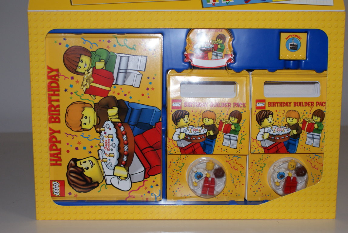 Lego Birthday Party Kit  LEGO Birthday Party Kit erasmus toys