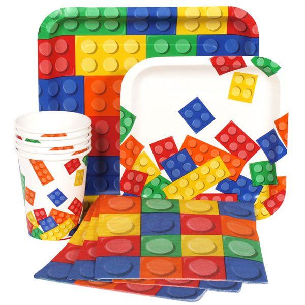 Lego Birthday Party Kit  Best 25 Lego party supplies ideas on Pinterest
