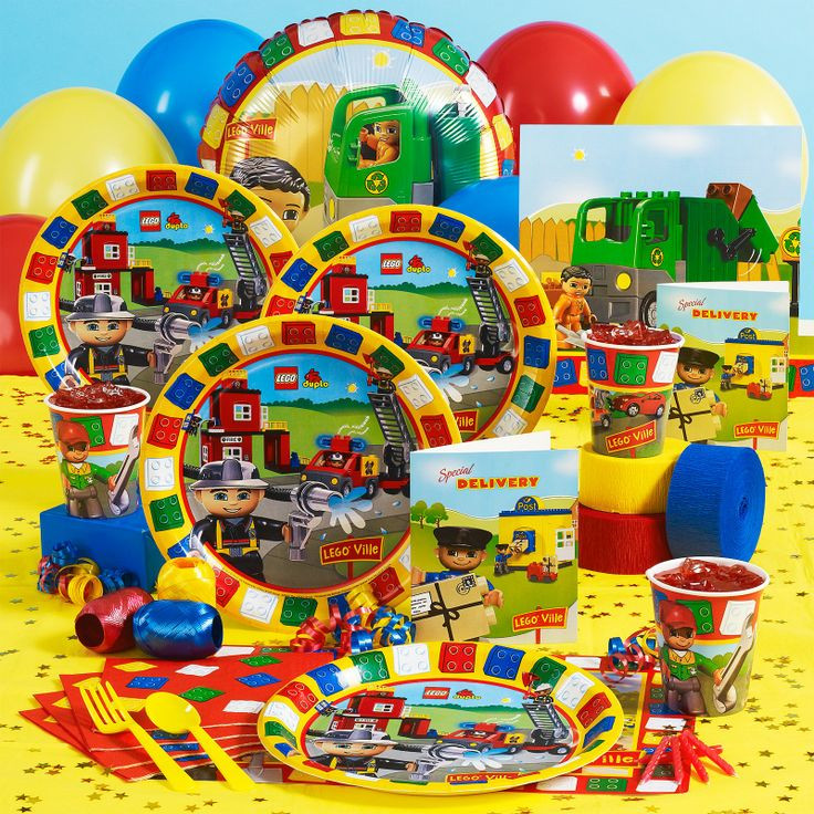 Lego Birthday Party Kit  1000 images about Lego Love and Lego Party Ideas on