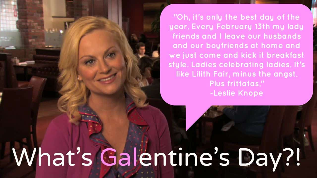 Leslie Knope Friendship Quotes  Chocolate Cheesecake Recipe