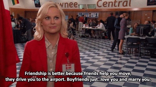 Leslie Knope Friendship Quotes  87 best Parks and Recreation images on Pinterest