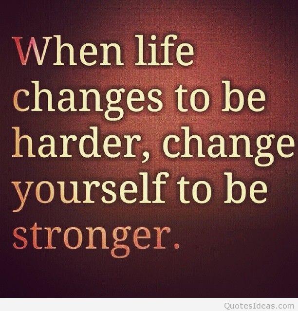 Life Changes Quotes  Success