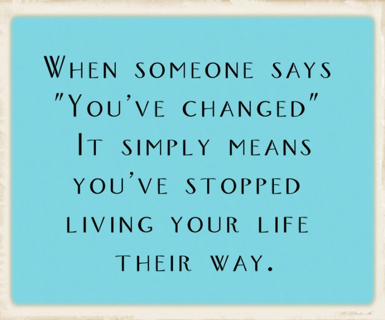Life Changes Quotes  Cool Quotes about Change