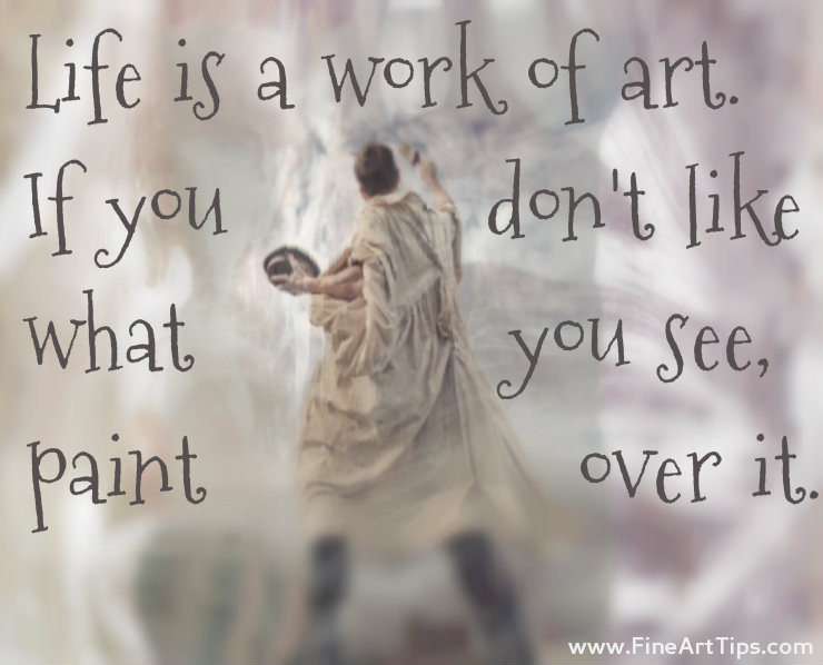 Life Is Art Quote  3 Awesome Tools to Create and Graphics for Free