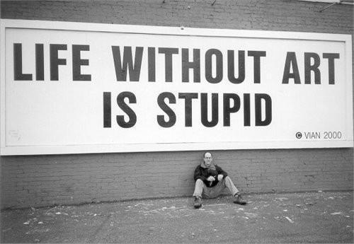 Life Is Art Quote  Art Quotes QuotesGram