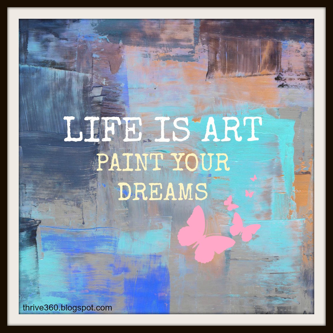 Life Is Art Quote  Art Quotes About Life QuotesGram