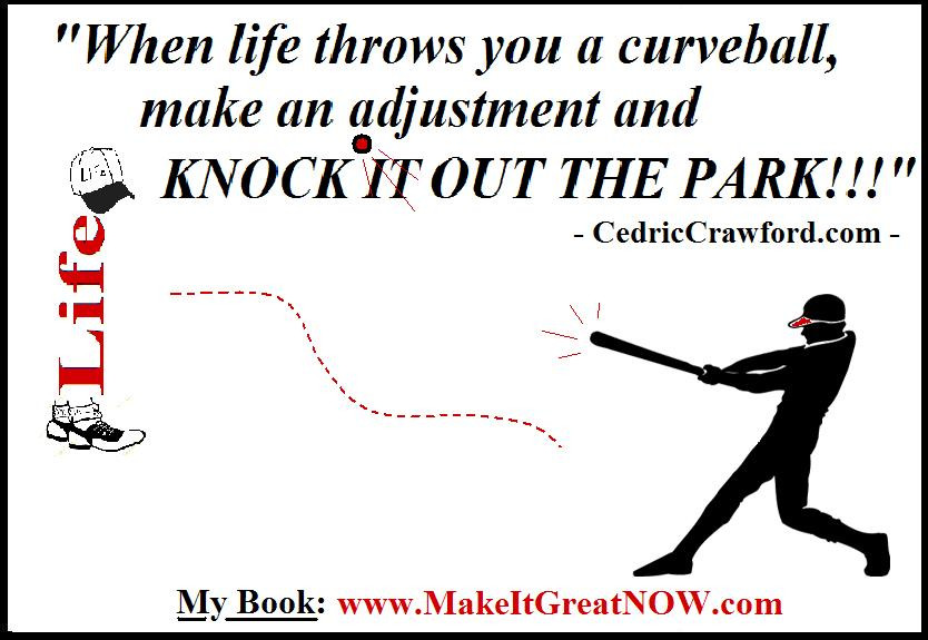 Life Throw You Curveballs Quotes  Quotes About Curveballs Baseball QuotesGram