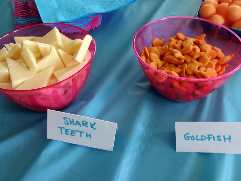 Little Mermaid Birthday Party Food Ideas  Mom s Tot School Little Mermaid Birthday Party