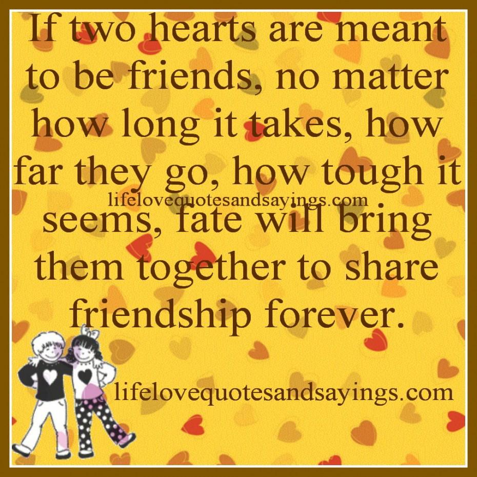 Long Friendship Quotes  Long Distance Friendship Quotes QuotesGram