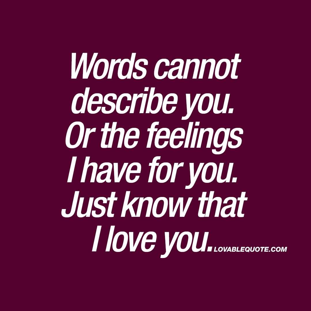 Love Feeling Quotes  100 Brilliant Expressing Feelings Quotes & Love Feelings