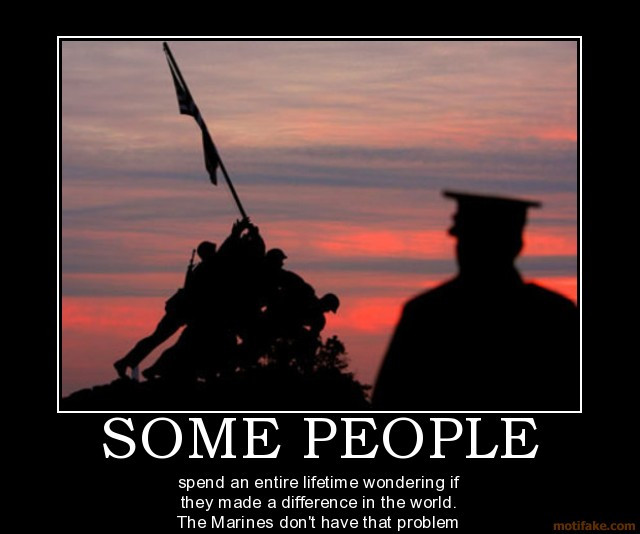 Marine Corps Inspirational Quotes  Marine Corps Quotes
