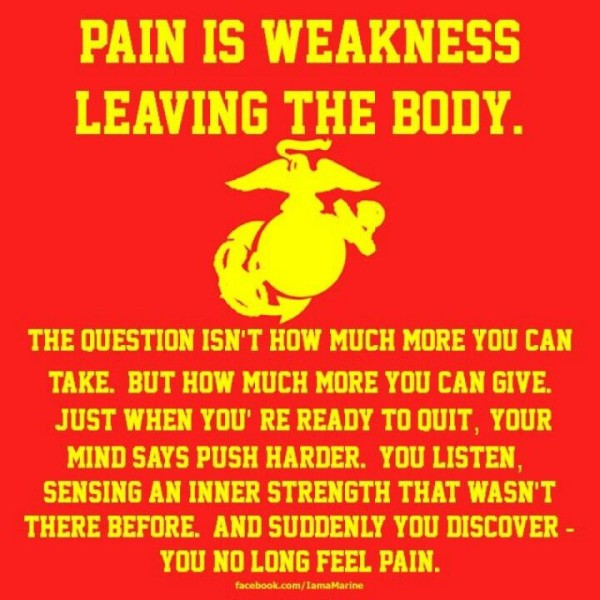 Marine Corps Inspirational Quotes  77 Inspirational Marine Corps Quotes And Quotations